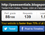 How I reduced my blogspot page load time byhalf